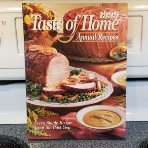 Taste of home 1999 annual recipes